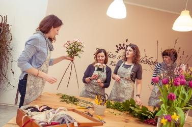Základy květinové vazby