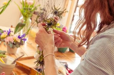 Květinové kurzy