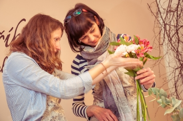 květinový kurz