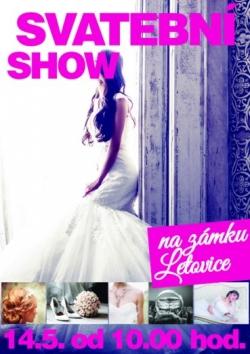 Svatební show Letovice 2017