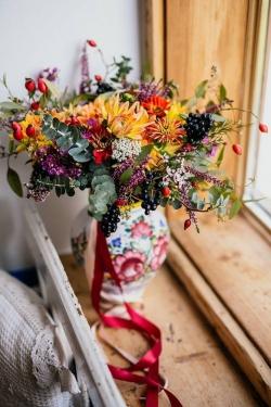 Svatby - podzimní
