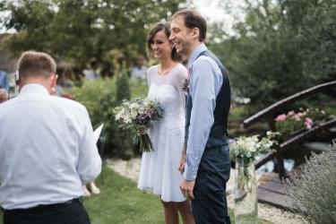 Iren a Mirek - svatba Valtice