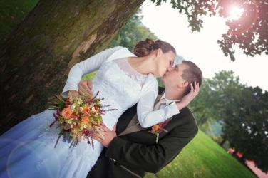 Monika a Martin - podzimní svatba