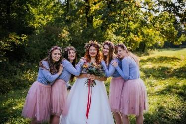 věneček pro nevěstu