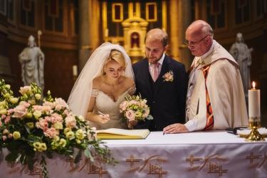 Helena a Reiner - svatba Praha