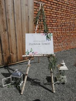 svatba v meruňkovém sadu